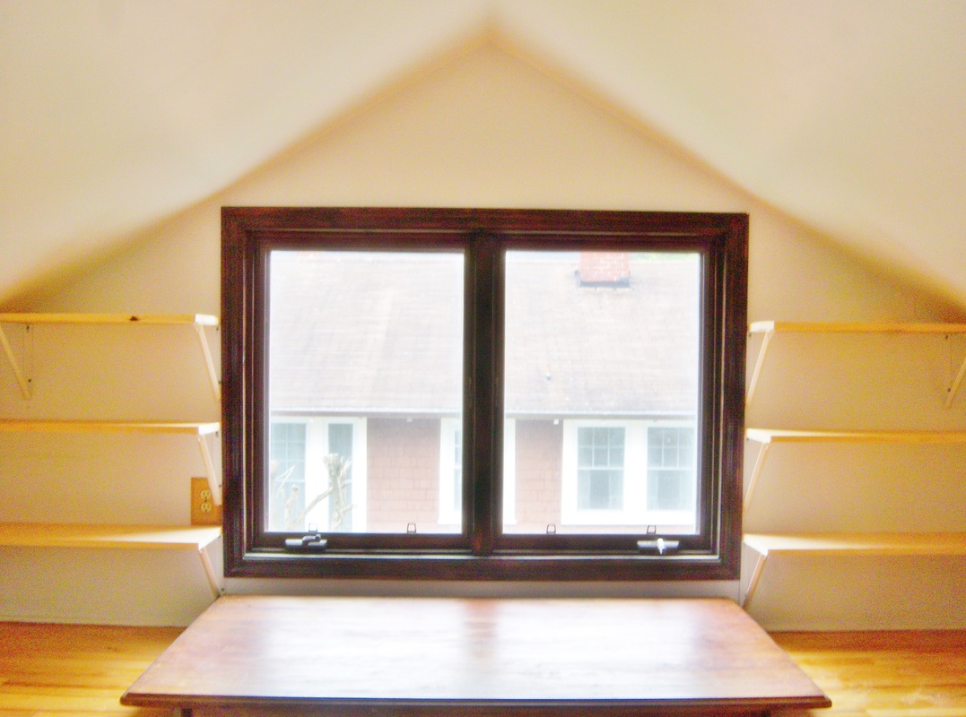 Picture of Attic Shelving