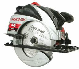 tools of the handyman trade -  circular saw