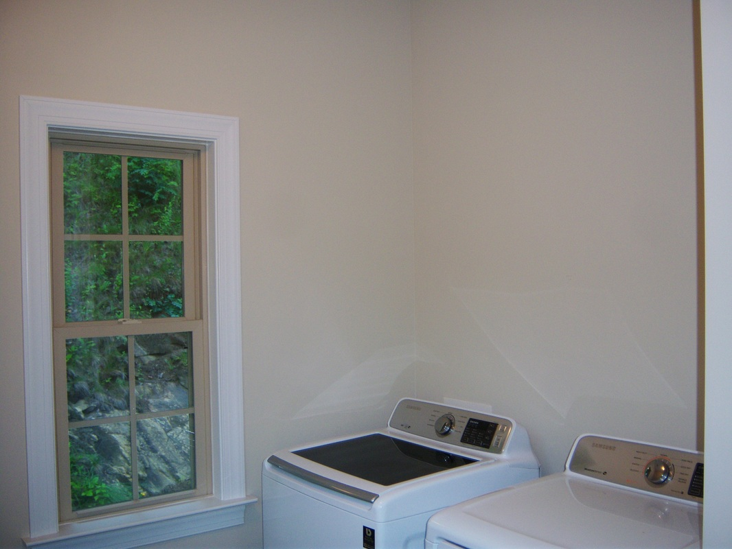 Laundry rooms need storage space